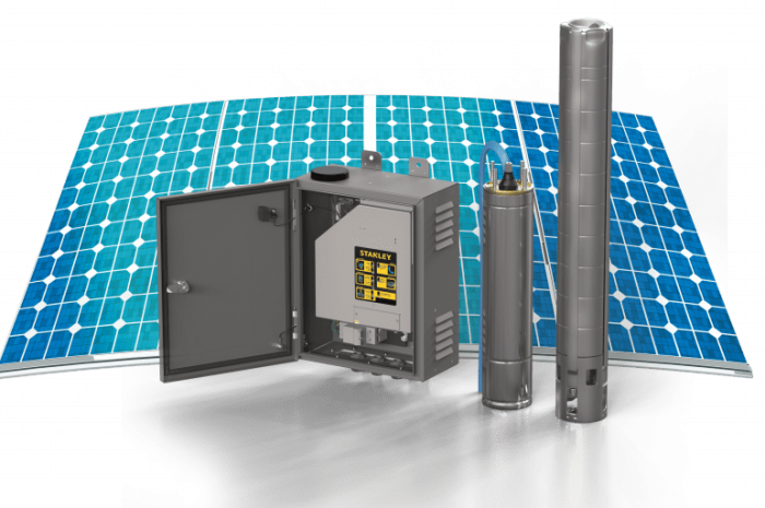 Introduction to Solar Water pumps